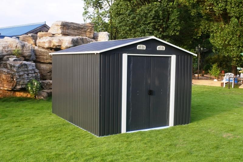 Plechový záhradný domček TINMAN - TIN407