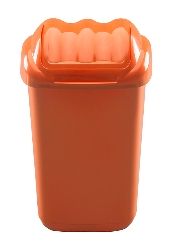 Plastový odpadkový kôš 15 l na tetrapaky