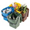 Odpadkový kôš URBA Plus 40 l - žltý