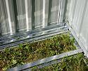 Plechový záhradný domček TINMAN - TIN404