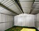 Plechový záhradný domček TINMAN - TIN405