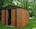Plechový záhradný domček TINMAN - TIN705