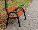 Parková lavička FEREX15