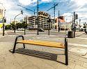 Parková lavička FEREX10