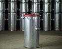 Kuka nádoba 110 l FEREX - 0,80 mm na separovaný zber kovu