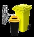 Set na separovaný zber plastov