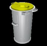 Kuka nádoba 110 l FEREX - 0,80 mm na separovaný zber plastu