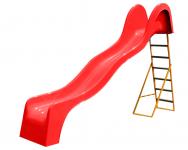 Šmýkačka V 316 vlnovková - červená