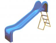 Šmýkačka R 230 - modrá