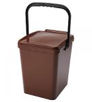 Odpadkový kôš URBA 21 l - hnedý