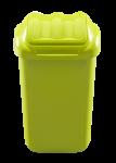 Odpadkový kôš 30 l zelený