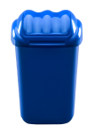 Odpadkový kôš 30 l modrý