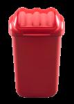 Odpadkový kôš 30 l červený
