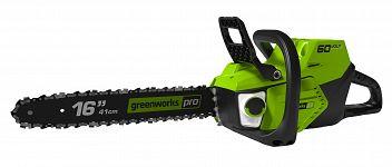 Reťazová píla Greenworks GD60CS40