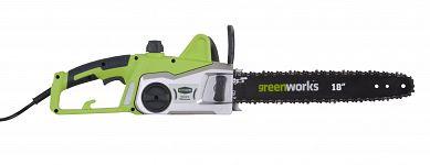 Elektrická reťazová píla Greenworks GCS2046