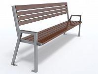 Dizajnová lavička K1148