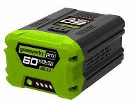 Llítium-iónová batéria Greenworks G60B2
