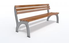 Liatinová lavička L1010