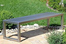 Oceľová lavička O1012