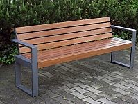 Seniorská lavička SL1004