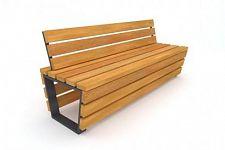 Dizajnová lavička K1109
