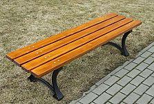 Parková lavička PARK4