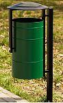 Odpadkový kôš PARK1