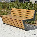 Dizajnová lavička K1093