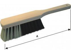 Zmeták ručný Clean C8 4 radový
