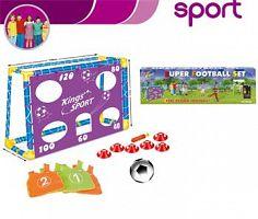 Hračka G21 Futbalová bránka Super football s príslušenstvom