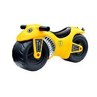 Hračka G21 Motorka BIKE žltá