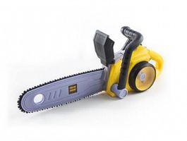 Hračka G21 Motorová píla na batérie žlto-sivá