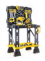 Hračka G21 Pracovný stôl s náradím žlto-sivý