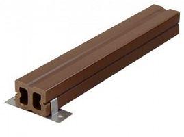 Nosník terasových dosiek G21 4 x 3 x 300 cm, mat. WPC