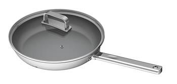 Panvica G21 Gourmet Magic 28 cm s pokrievkou, nerez