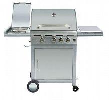 Plynový gril G21 California BBQ Premium line, 4 horáky