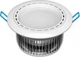 Svietidlo G21 Podhľadový LED 30W, 2370lm, biela
