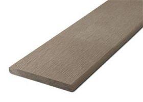 Zakončovacia lišta G21 Orech plochá 0,9 x 9 x 200cm, mat. WPC