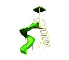 Šmýkačka P 213 - zelená