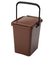 Odpadkový kôš URBA 10 l - hnedý