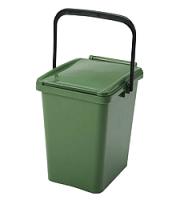 Odpadkový kôš URBA 10 l - zelený