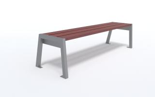 Dizajnová lavička K1143