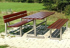Záhradný set P1007