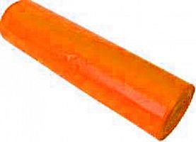 Vrecia na odpad oranžové 120 l