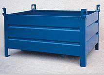 Kovová ohradová paleta 800 x 600 x 600 mm