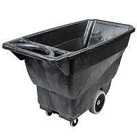 Vyklápací vozík 0,4 m3 - 205 kg