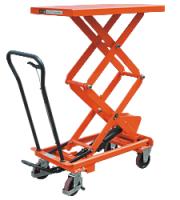 Zdvižná plošina - nosnosť 350 kg