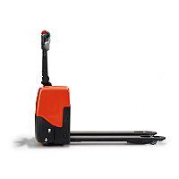 Elektrický ručne vedený nízkozdvižný vozík
