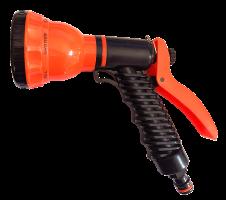 Striekacia pištoľ plastová
