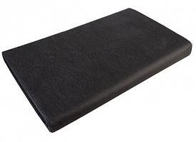 Netkaná textília 1,6 x 5 m čierna